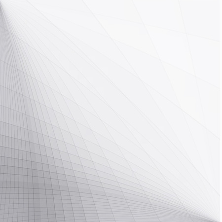 Abstract grey perspective background