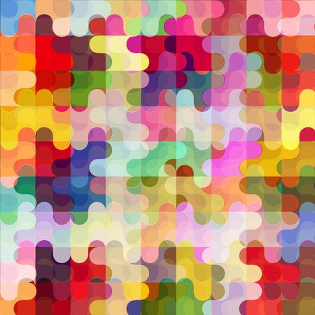 Abstracte kleurrijke artistieke achtergrond
