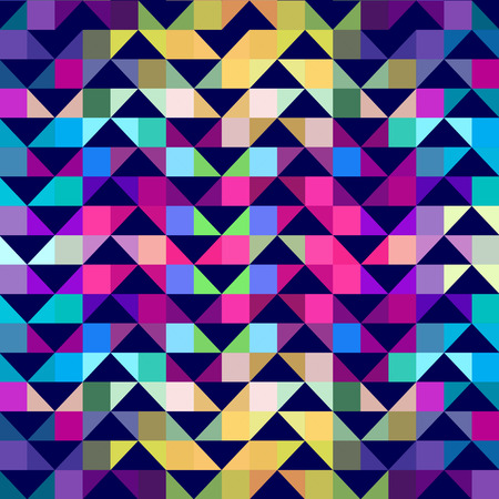 wealth abstract: Abstract colorful geometric background