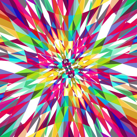 color splash: Abstract colorful celebration background