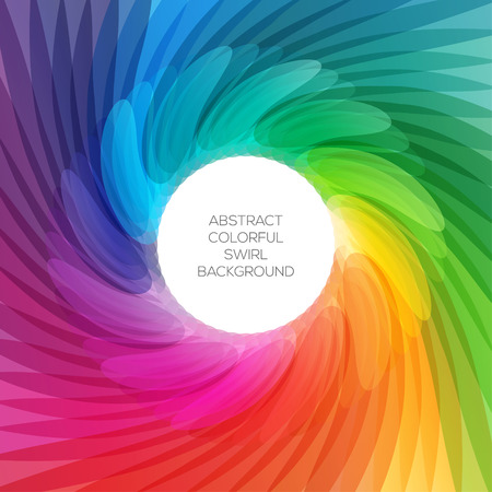 vibrant color: Abstract colorful background illustration with vibrant color tones