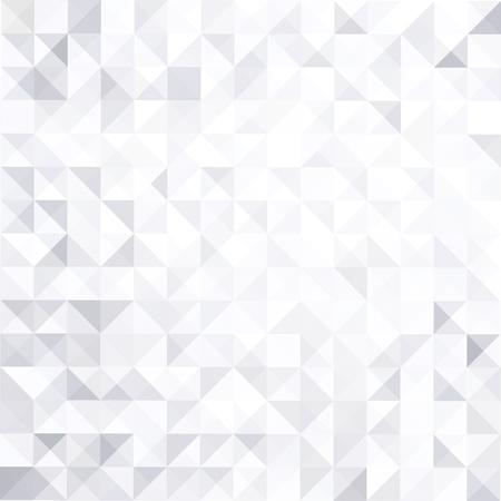 blanco: estilo geométrico abstracto fondo gris blanco Vectores