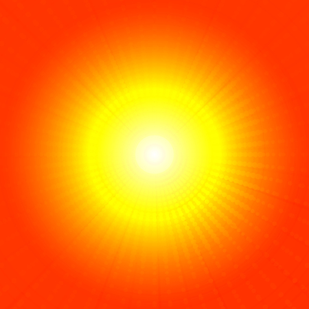 solar flare: Solar flare background illustration, abstract summer background