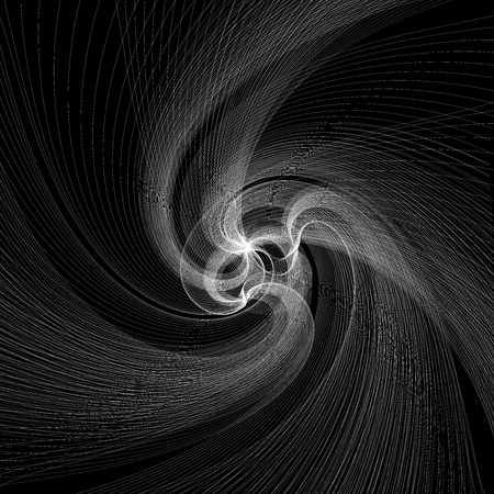 abstract art background: Abstract technology concept futuristic line art background