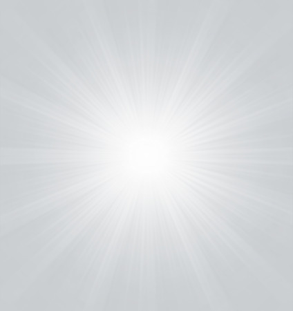 grey background: White grey lines, starburst sunburst lights background