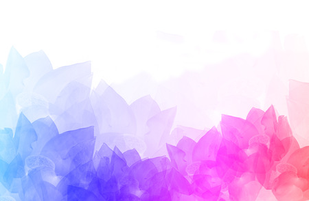 Abstract soft flower background, design