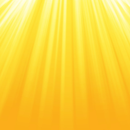 shiny sun beams, summer background. yellow & orange sunburst background