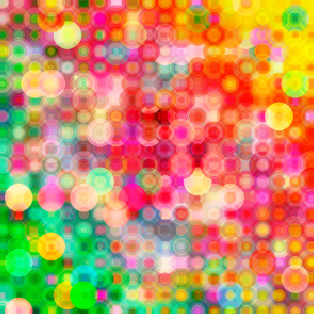 abstract circles: Abstract colorful circles background