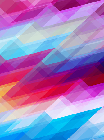 abstract 3d background with vibrant colors