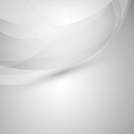 Abstrakter curvy transparenter Hintergrund. Ideal für Broschüren- und Flyer-Designs, Covervorlagen.