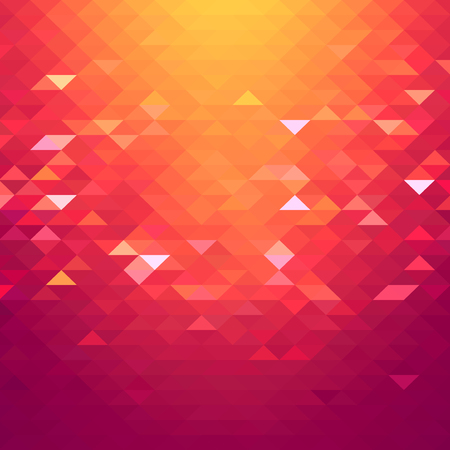 Abstract  geometric art vector background.