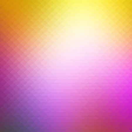 Abstracte gradiëntkunst geometrisch met zachte kleurentoon. Rasterafbeelding.