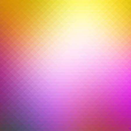 Abstrakte Farbverlaufskunst geometrisch mit weichem Farbton. Rasterbild.