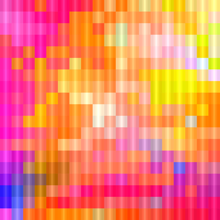 Abstract colorful geometric art mosaic background.