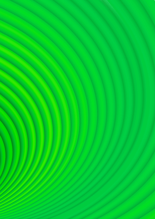 Abstract vivid green color, fresh nature background with 3d effect.  イラスト・ベクター素材