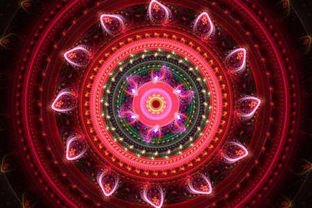 elaborate: Ornamental mandala