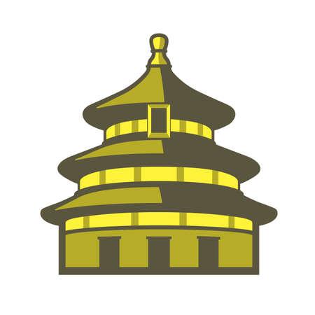 heaven: Tiantan, Temple of Heaven.
