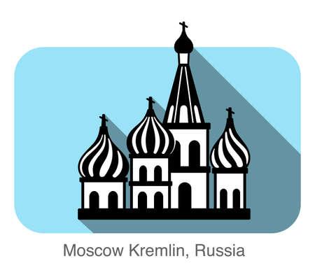 the kremlin: Kremlin silhouette