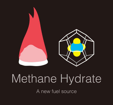 hydrate: Methane Hydrate, combustible ice energy from sea