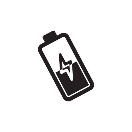 Battery Icon In Trendy Design Vector Eps 10