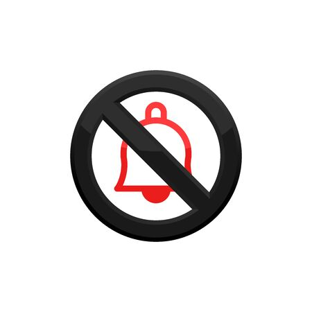 No Sound Volume Sign On White Background. No Noise Sign. Prohibited Noise Icon In Trendy Design Vector Eps 10 写真素材 - 148705270