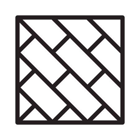 Floor coverings, Ceramics Icon In Trendy Design Vector Eps 10