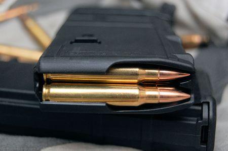 marksmanship: bullets in magazine