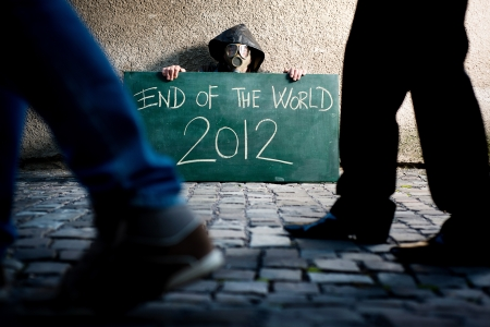 End of the world Stock Photo - 16436966