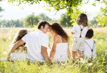 enjoying life: Happy family