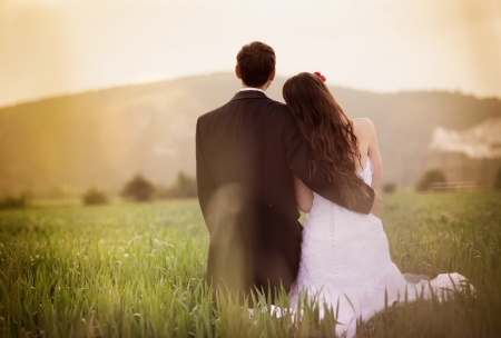 웨딩 초상화