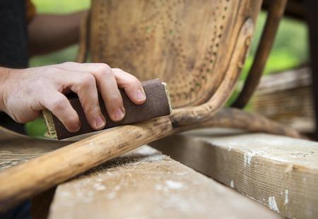 restoration: Chair restoration