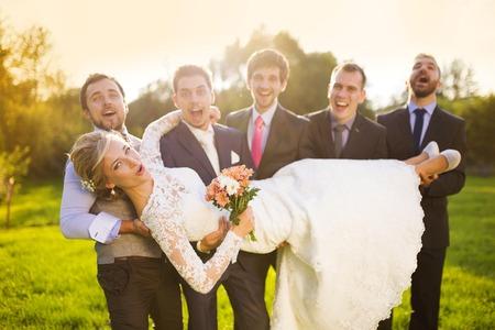 Hochzeitsfeier Standard-Bild - 36912685