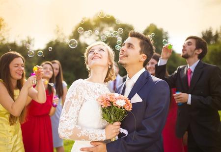결혼 축하 스톡 콘텐츠 - 36917303