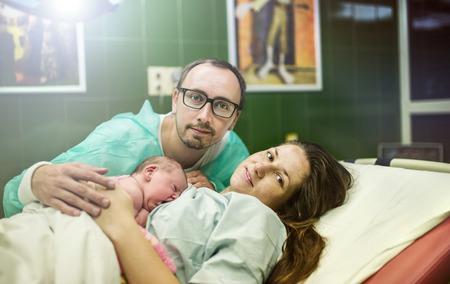 nacimiento bebe: Beb� reci�n nacido