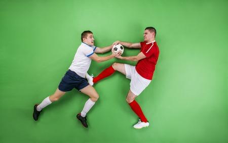 clash: soccer concept