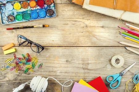 trompo de madera: Escritorio Creativo