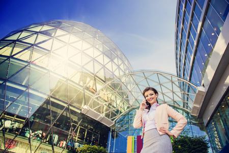 executive women: Beautiful businesswoman