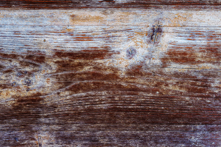 natural backgrounds: Old brown wooden board background, plank with texture, empty copy space
