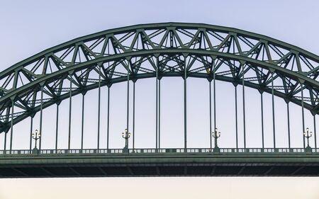 Tyne Bridge, Newcastle, England United Kingdom Europe