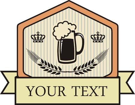oktober: Beer mug design