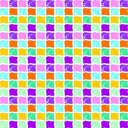 modern seamless pattern  Illustration