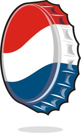 bottle caps vector illustration  Illustration