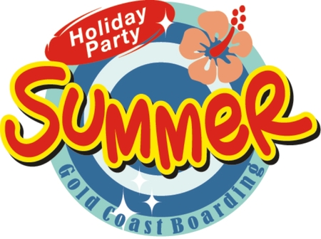 holiday party: summer sign  , holiday party