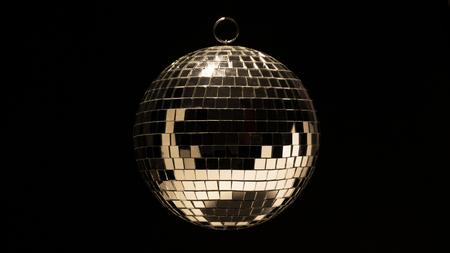 disco ball for dancing in a disco club Stok Fotoğraf