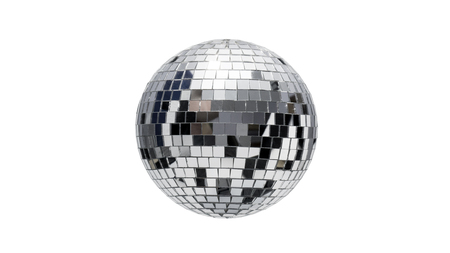 disco ball for dancing in a disco club Banque d'images