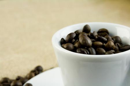coffee in the cup Zdjęcie Seryjne - 119433830