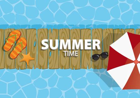 Summer time Zdjęcie Seryjne - 119434428