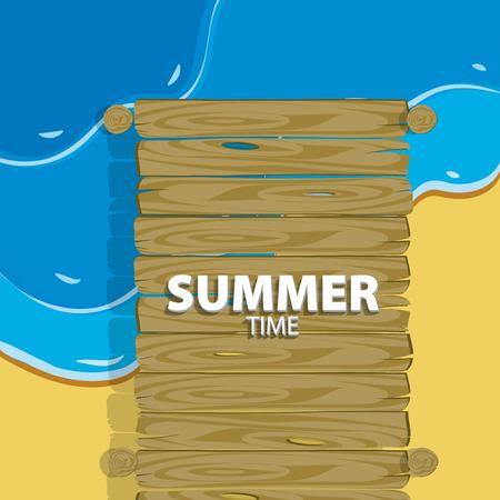 Summer time Zdjęcie Seryjne - 119434487