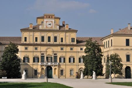 ducale palace, parma