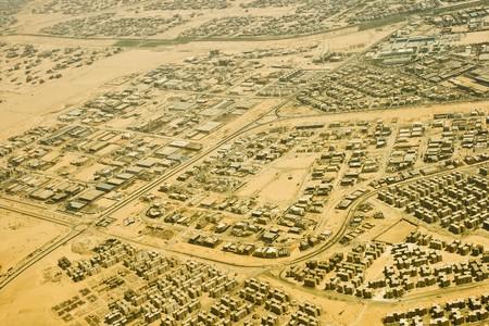 periferia: Linea del distretto di periferia del Cairo